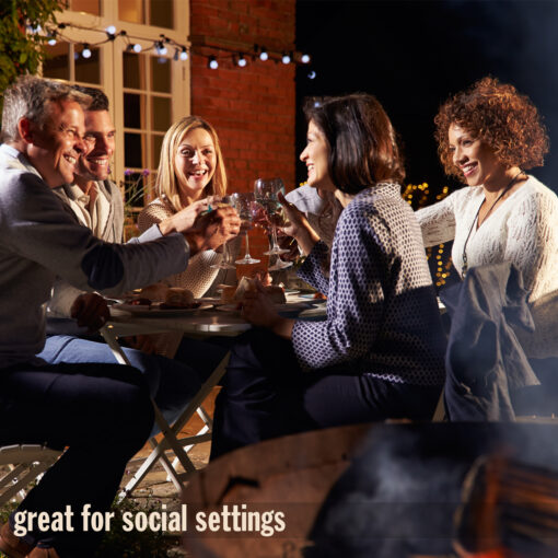 Hearing Aid macks-audibles-social-settings